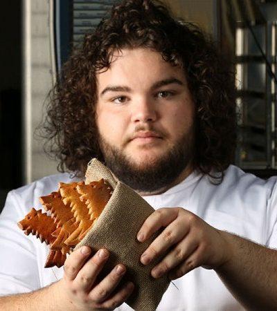 O personagem Hot Pie (GOT) abriu uma padaria na vida real e vende pão Direwolf de verdade