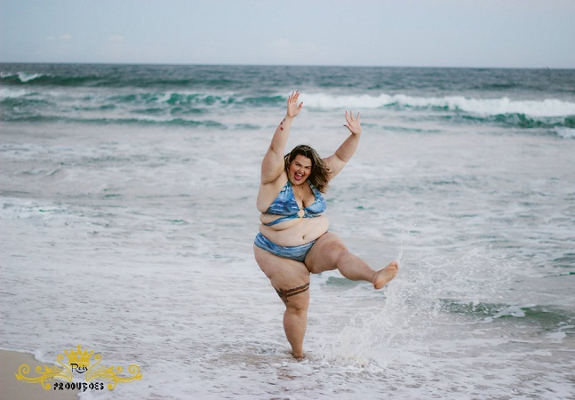 O ensaio inspirador de Thais Carla, uma das novas bailarinas de Anitta