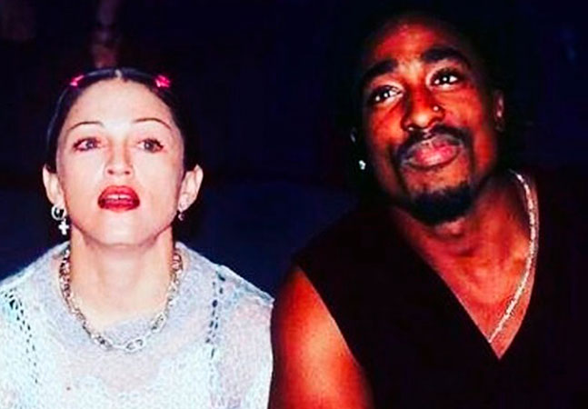 Carta de Tupac contando à Madonna que a deixou por ela ser branca vai a leilão