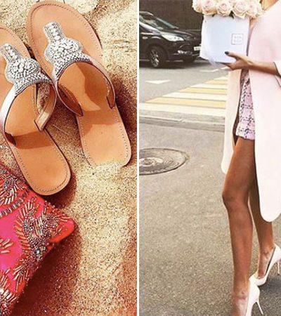 Designer com síndrome de Marfan cria linha de sapatos para mulheres de pés grandes