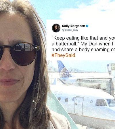Empreendedora lança hashtag pra mostrar como as mulheres ouvem comentários sobre o corpo desde cedo