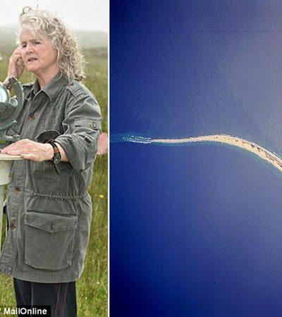 A inacreditável história da mulher que viveu 40 anos sozinha numa ilha remota