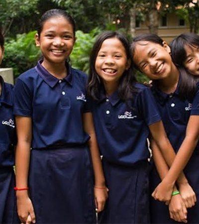 Essas meninas maravilhosas criaram um app para combater a pobreza em seu país