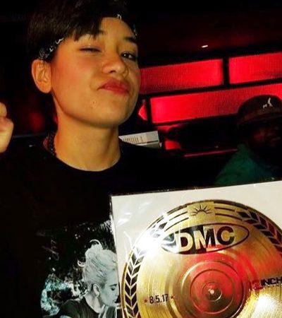 Pela 1ª vez na história, uma mulher vence a etapa norte-americana do campeonato DMC de DJs e vai disputar final