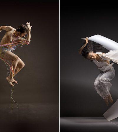 Fotógrafa capta momentos belos e fugazes dos melhores dançarinos do mundo em ação