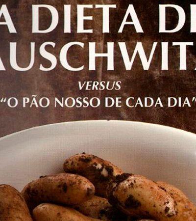 Livro polêmico que exalta 'dieta de Auschwitz' gera a única reação possível na internet