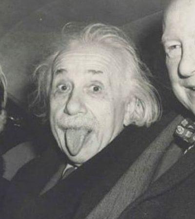 A história por trás da emblemática foto de Einstein com a língua de fora