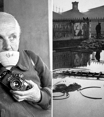 As brilhantes composições do mestre Henri Cartier-Bresson são a melhor forma de celebrar o Dia da Fotografia