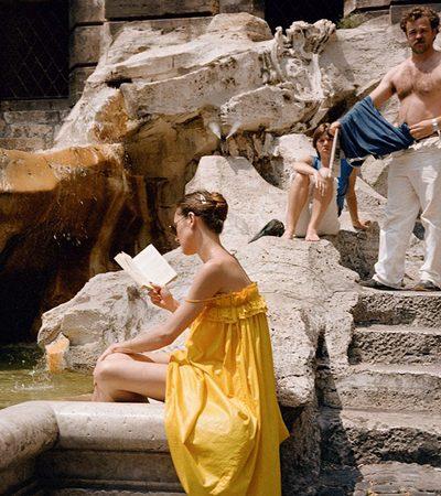 """A """"dolce vita"""" da Itália dos anos 1980 registrada em fotos sedutoras e interessantes"""
