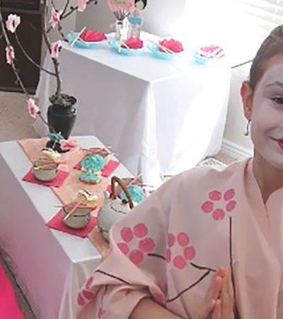 Festa infantil inspirada em cerimônia japonesa do chá acende debate sobre apropriação cultural