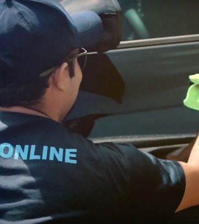 Com o 'Uber do lava jato', brasileiros faturam até 6 mil por mês lavando carros em domicílio