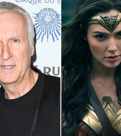 James Cameron critica Mulher-Maravilha e Patty Jenkins (diretora do filme) dá melhor resposta