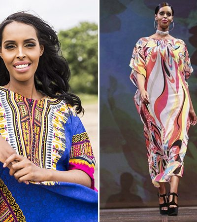 Ela se recusou a usar biquíni no concurso de Miss Universo como forma de protesto e luta pela diversidade