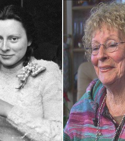 Esta senhora de 90 anos seduzia e matava nazistas em sua juventude