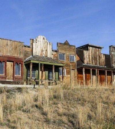 Empresa cannábica transforma cidade fantasma do século 19 num paraíso da maconha
