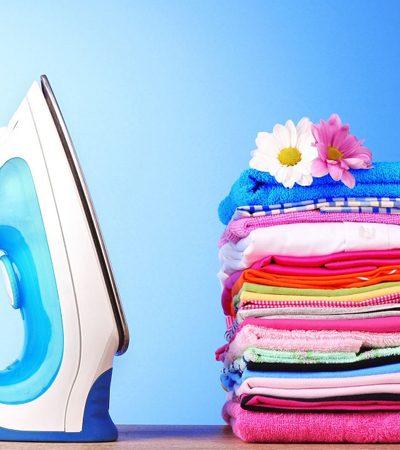 Empresa busca, passa e entrega suas roupas por preços acessíveis
