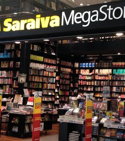 Saraiva responde à promoção da Amazon na mesma moeda, e também oferece grandes descontos