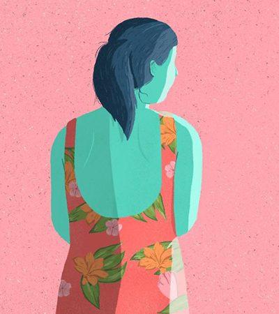 Artista cria ilustrações em troca do maior segredo de cada pessoa retratada