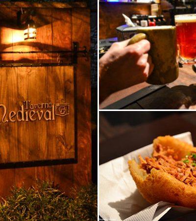 Na Taverna Medieval em SP você se alimenta como um rei e se diverte como um viking