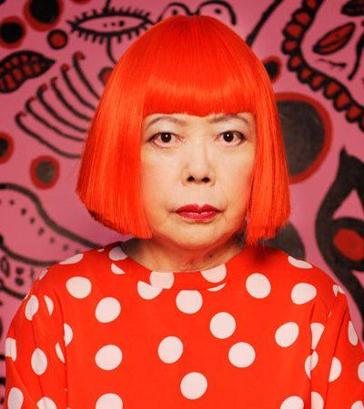 A maravilhosa 'princesa das bolinhas' Yayoi Kusama terá museu próprio em Tóquio