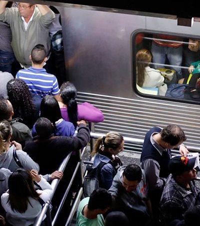 Empresas de transporte público se unem em São Paulo para combater o assédio sexual após novos relatos de abuso
