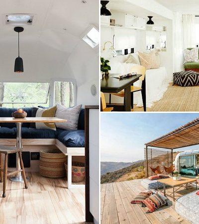 15 Camper Vans antigas e reformadas que vão te inspirar a pegar a estrada