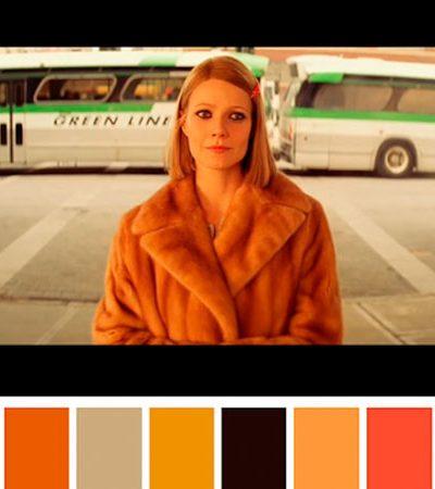 Projeto compartilha paletas de cores de filmes icônicos e o resultado é visualmente inspirador