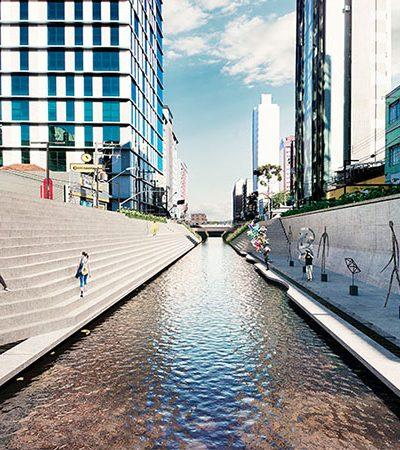 Grupo de arquitetos propõe reabertura dos rios e canais de Curitiba