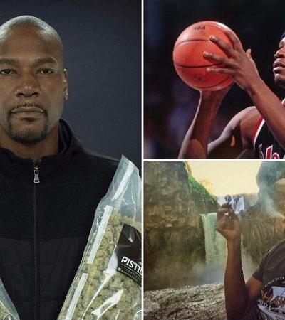 Ex-jogador da NBA cria empresa para cultivar maconha para atletas