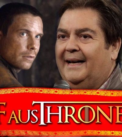 Canal no Youtube cria hilárias fusões de Game of Thrones e Domingão do Faustão