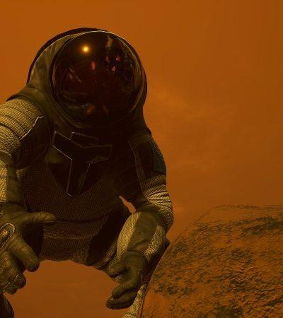 Videogame em realidade virtual criado em parceria com a NASA permite experienciar a vida em Marte