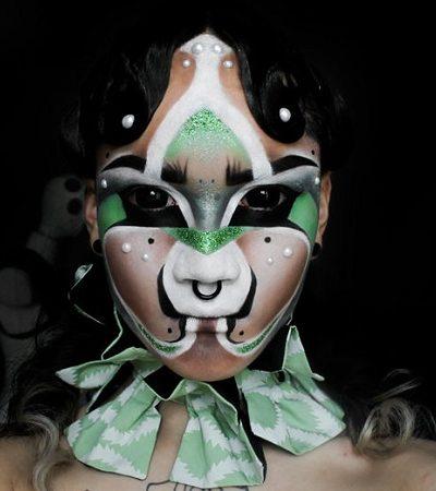 A drag queen futurista que está redefinindo os limites entre maquiagem e arte
