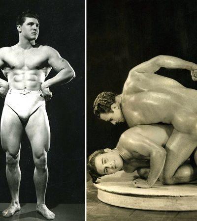 História do erotismo gay foi tema de mostra fotográfica em Londres