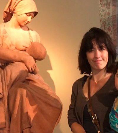 Museu repleto de nus pede que mãe 'se cubra' para amamentar e recebe a melhor resposta