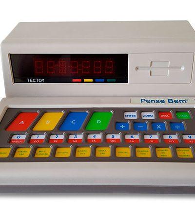Sucesso dos anos 80, minicomputador 'Pense Bem' volta ao mercado