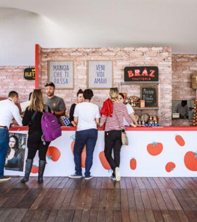 O maior festival de restaurantes do mundo trouxe a São Paulo muita comida e boa cerveja