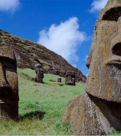6 ruínas misteriosas construídas por antigas civilizações que você precisa conhecer