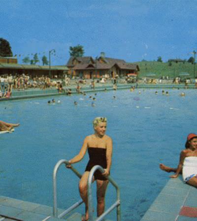Este fotógrafo foi atrás de cenários de cartões postais dos anos 1960 para ver como estão hoje