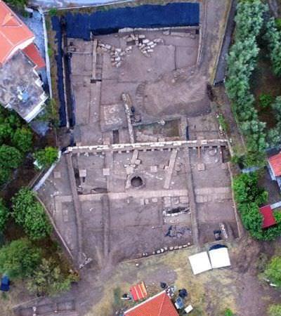 Após 100 anos de buscas, santuário da deusa Ártemis é descoberto na Grécia