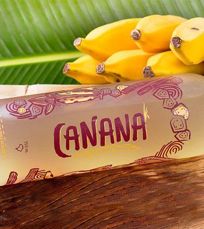 Canana junta a cachaça e a banana em uma bebida totalmente natural e brasileira