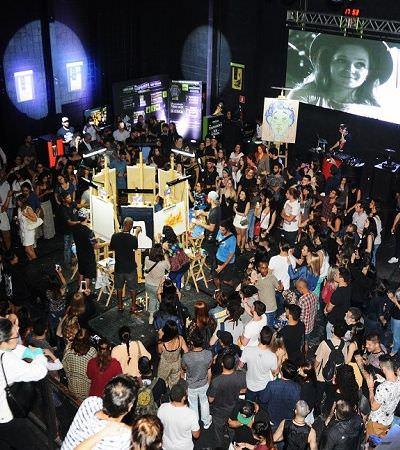 A incrível batalha de artistas plásticos que revelou novos talentos em São Paulo