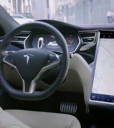 Carros sem motorista: em 2030, 25% do transporte de Dubai será autônomo