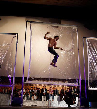 Último Fim de Semana – FILE Solo traz as instalações interativas de Lawrence Malsfat ao CCBB São Paulo