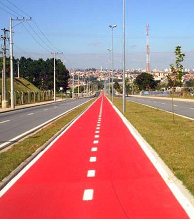 Primeira ciclovia-modelo do Brasil será instalada em Fortaleza