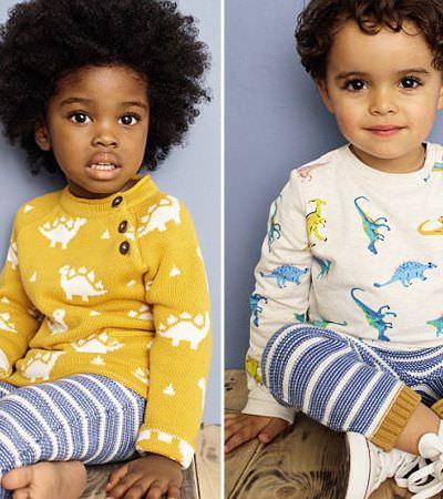 Loja de departamento na Inglaterra deixa de separar suas roupas em seções para meninos e para meninas