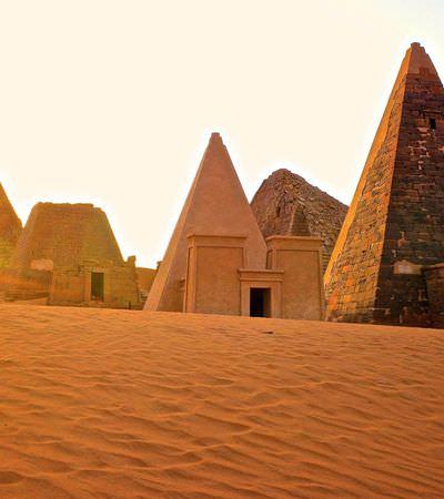 O império africano que conquistou o Egito e chegou ao Oriente Médio mas acabou esquecido pela história