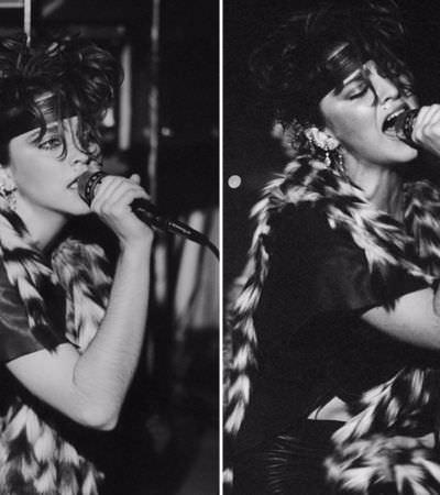 Fotos raras documentam o primeiro show da carreira de Madonna