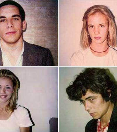 Polaroids dos anos 1980 revelam estrelas de Hollywood em busca da fama