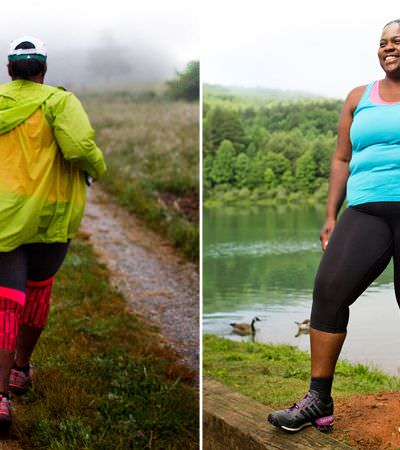 'Você é uma fraude': Ultramaratonista gorda rebate preconceitos correndo ainda mais