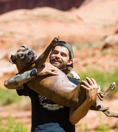 Depois de período de maus tratos, cachorra Penni ganha vida perfeita